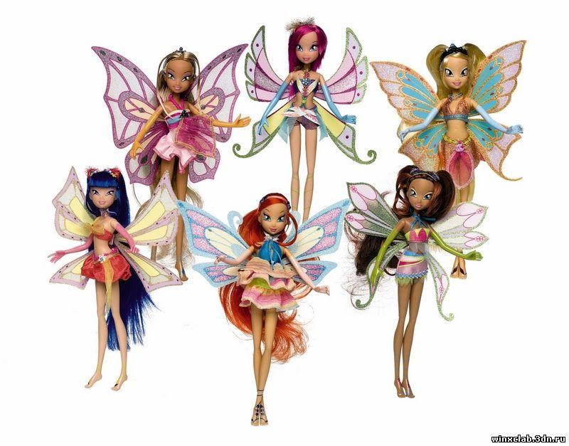 Куклы винкс игры для девочек.